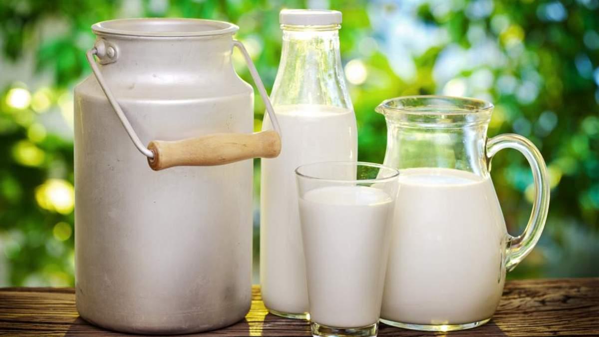 Яке молоко найкорисніше
