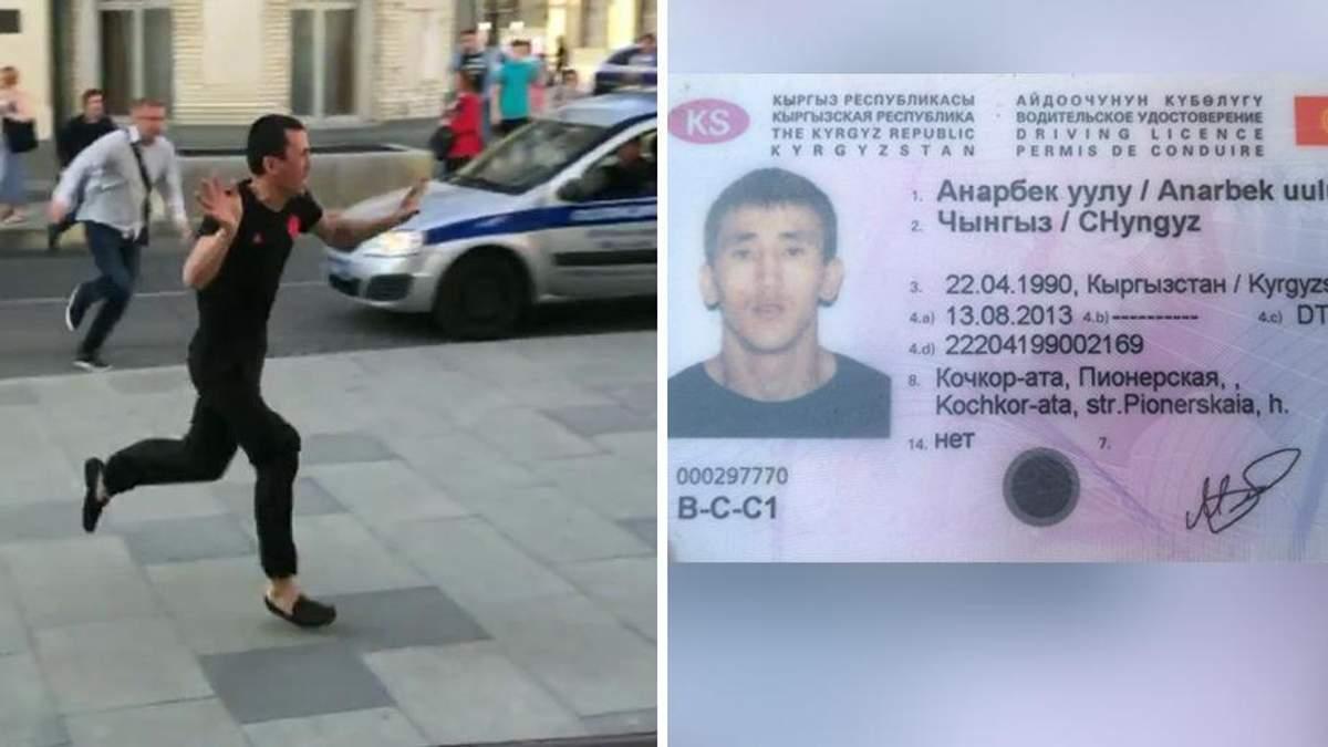 """Водій таксі  """"прямо дуже шкодує"""", що здійснив наїзд на пішоходів у Москві"""