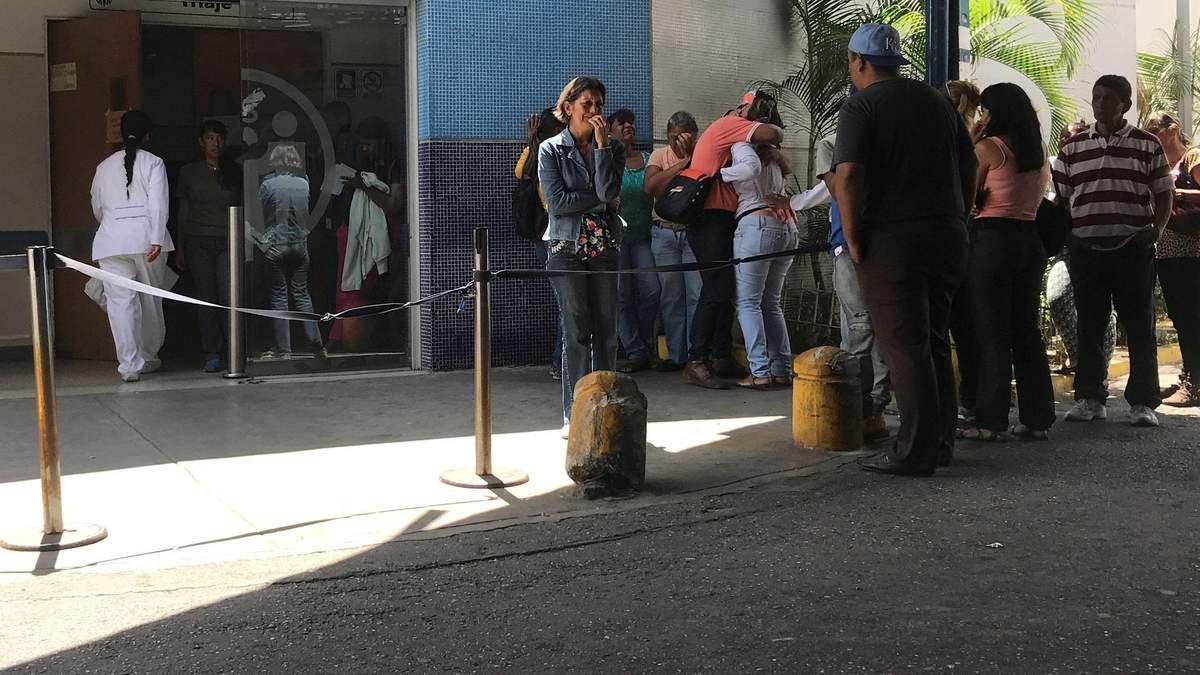 В Венесуэле в результате давки в ночном клубе погибли не менее 17 человек