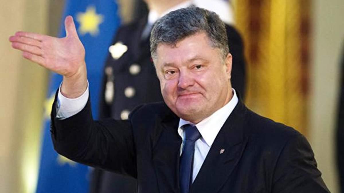 Порошенко представит законопроект относительно прав ЛГБТ-украинцев, – евродепутат