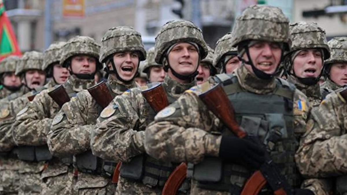 Полторак заявил, что ни один из военнослужащих срочной службы не будет задействован на Донбассе