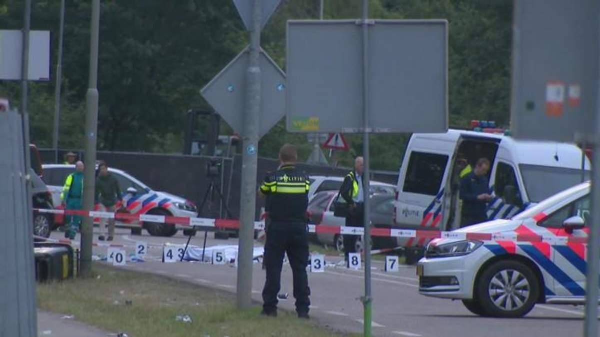 Поліція у Нідерландах затримала водія автобуса, який вранці 18 червня в'їхав у натовп людей на музичному фестивалі