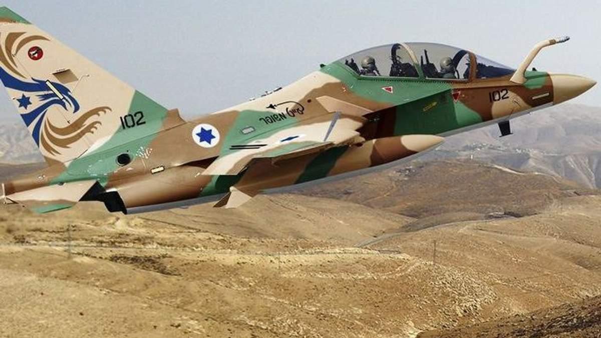 Израиль нанес удар по ХАМАСу
