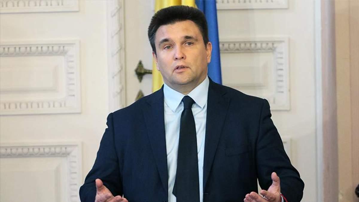 Павло Клімкін очікує, що Україні вдасться переконати Угорщину розблокувати саміт НАТО