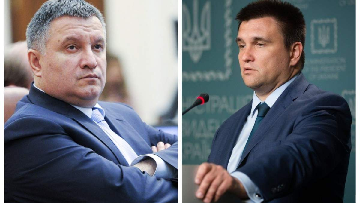 Реалізація плану Авакова щодо звільнення Донбасу неможлива, заявив Клімкін