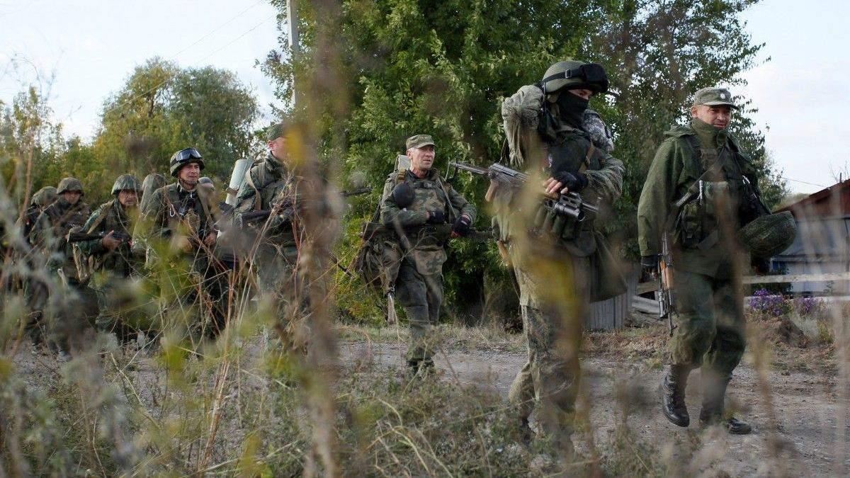 Россия усиливает оккупационные войска на Мариупольском направлении
