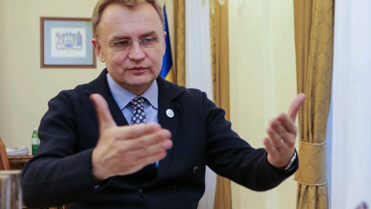 Садовый объяснил, какова сейчас ситуация с мусором в Львове