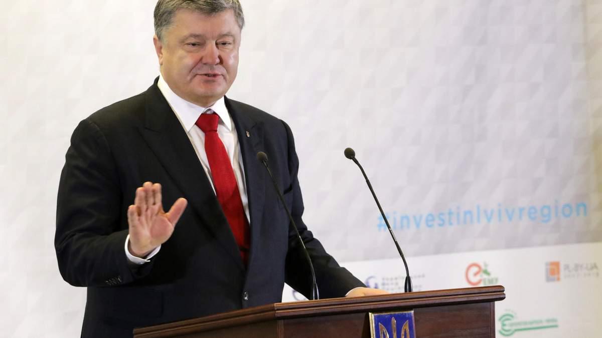 Моя ціль – побороти корупцію, – Порошенко написав статтю для The Washington Post