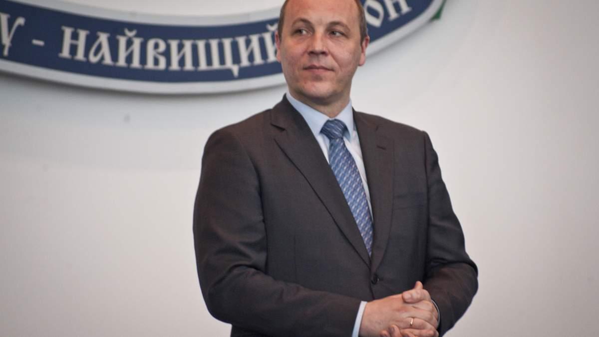 Парубий назвал главного союзника Украины в Европе
