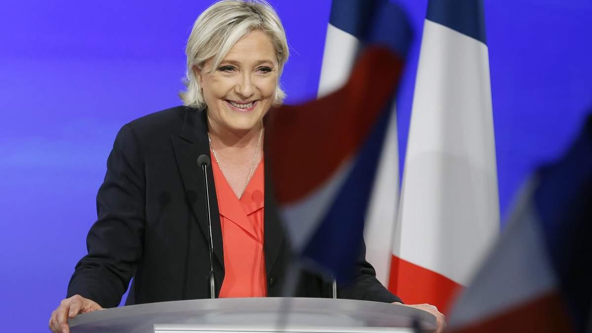 Націоналістку Ле Пен зобов'язали виплатити чималу суму Європарламенту