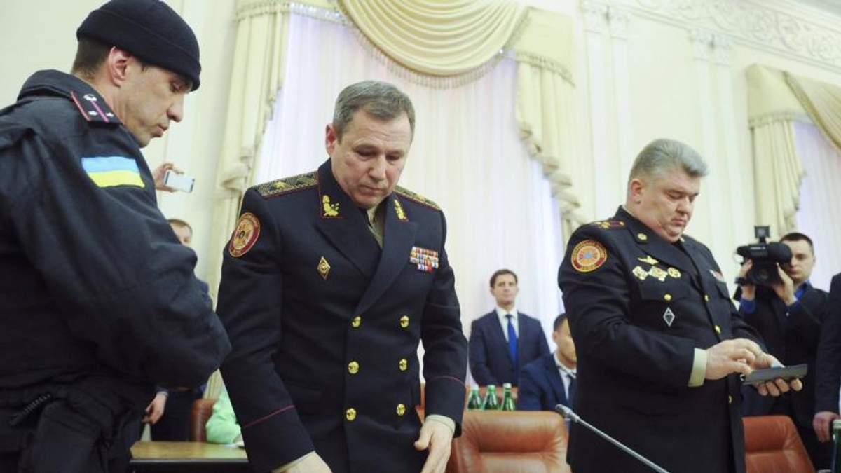 Василий Стоецкий и Сергей Бочковский