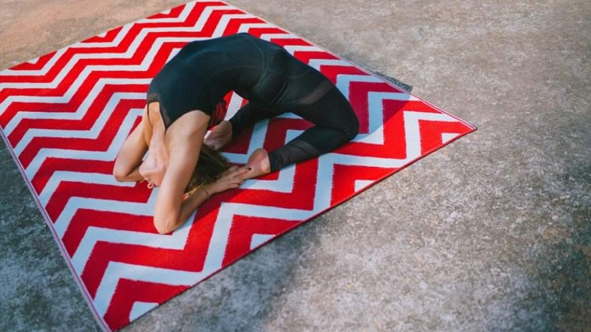 правильный похудение йоги