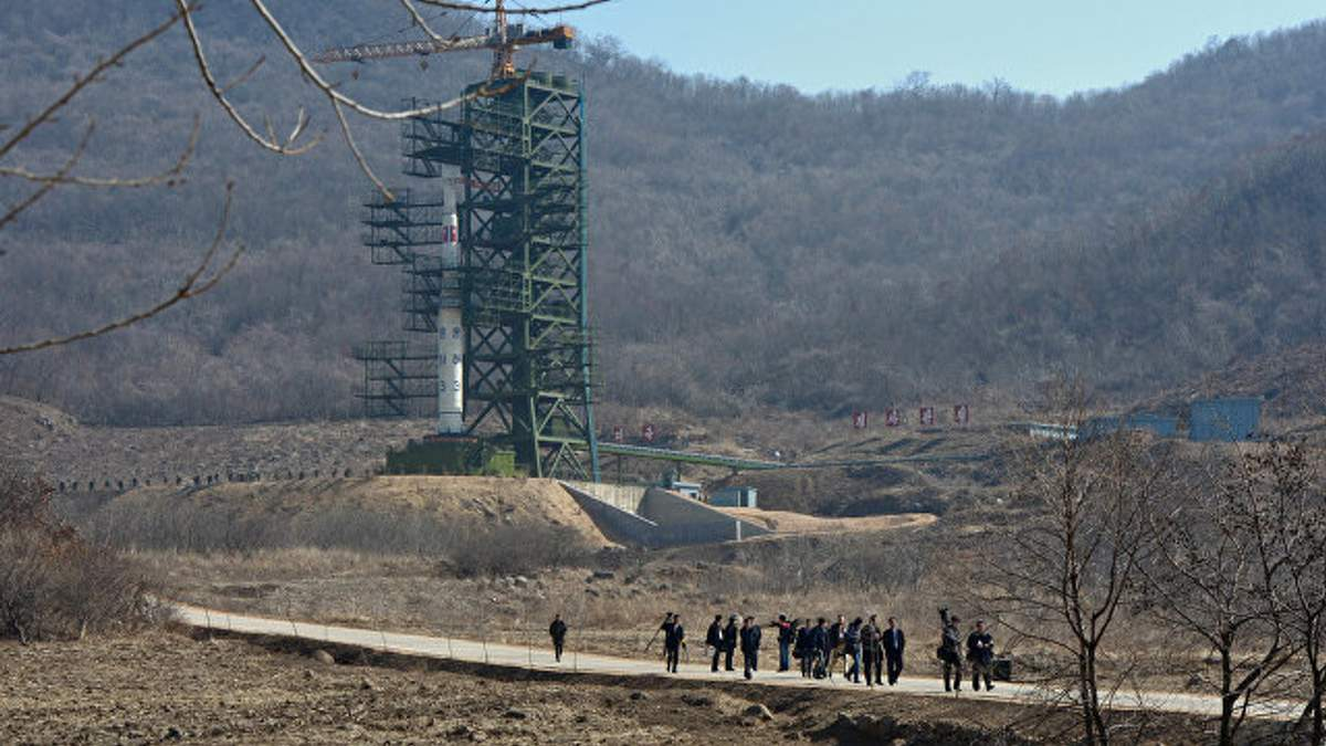 Кім Чен Ин пообіцяв знищити полігон для запуску ракет великої дальності