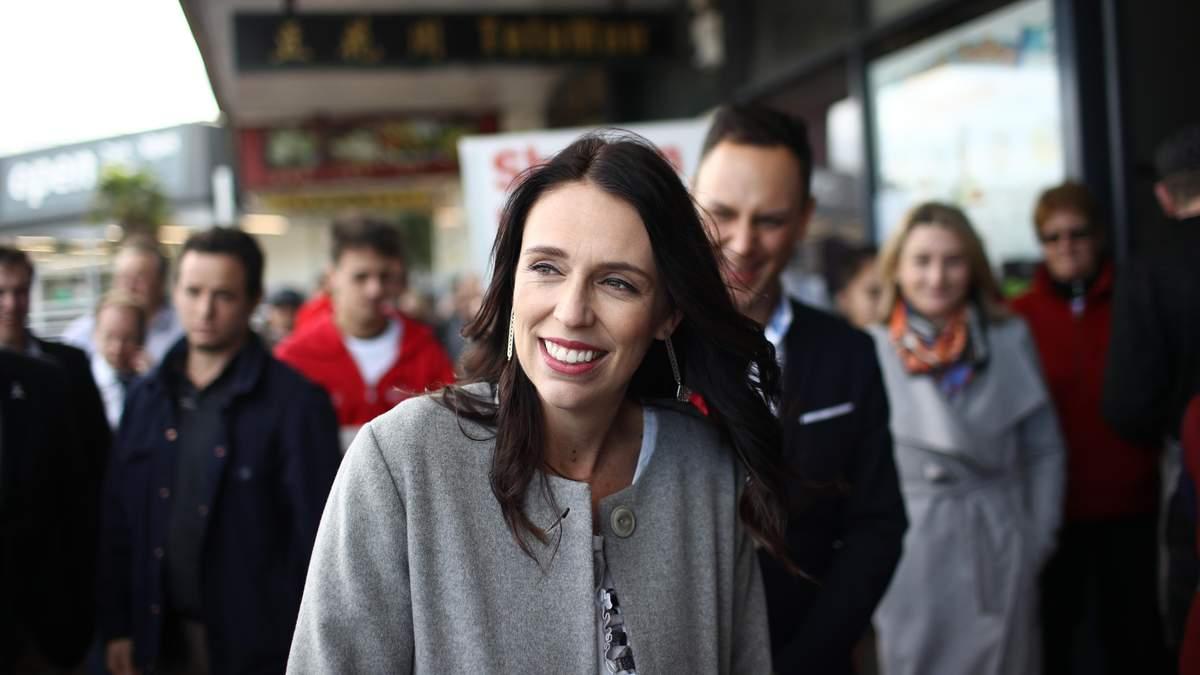 Прем'єрка Нової Зеландії народила доньку
