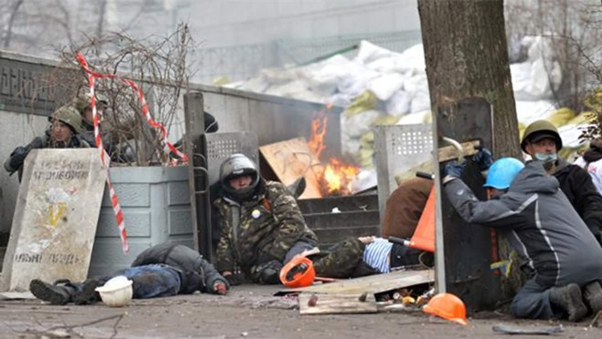 """Суд впервые доказал причастность """"беркутовца"""" к убийствам на Майдане"""