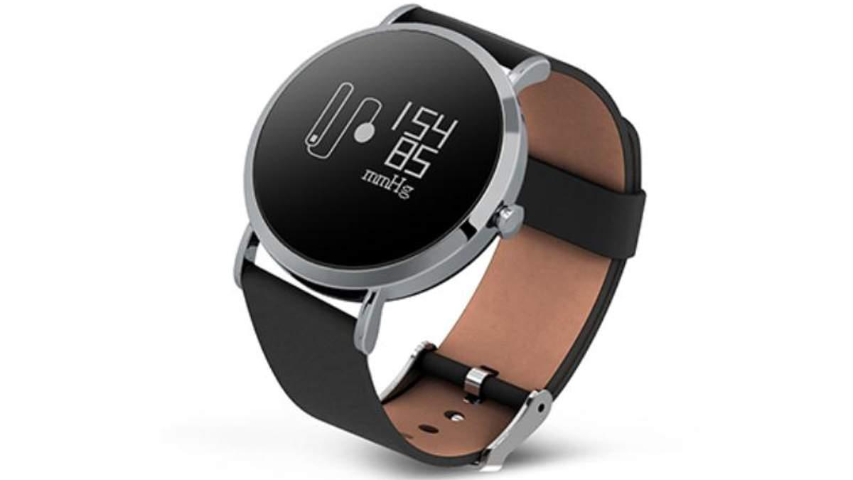 Смарт-часы EMwatch отслеживают уровень стресса