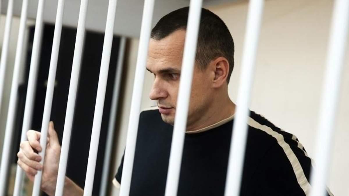 До Олега Сенцова досі не допустили омбудсмена
