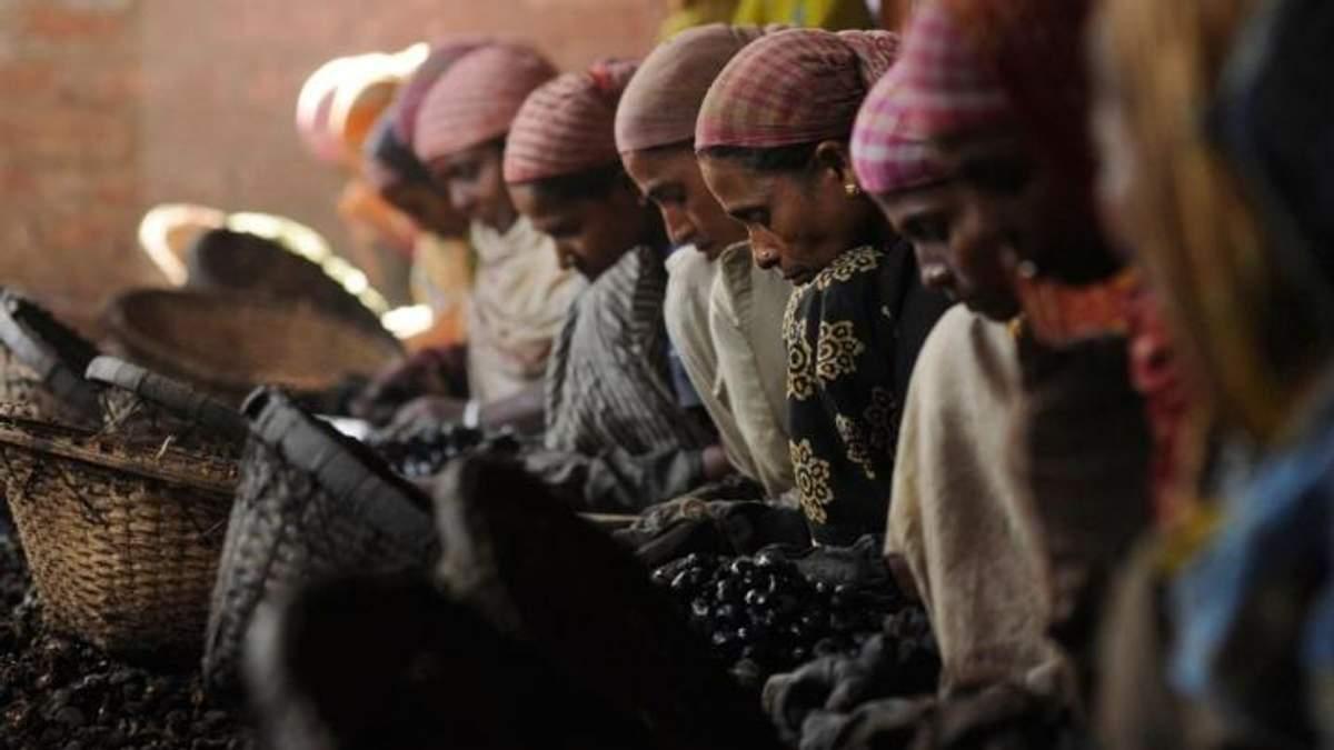 Работоргівля в Індії
