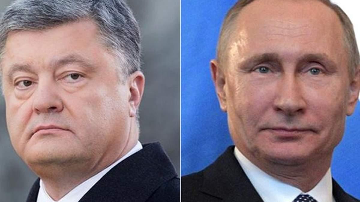 У чому небезпека переговорів Порошенка з Путіним