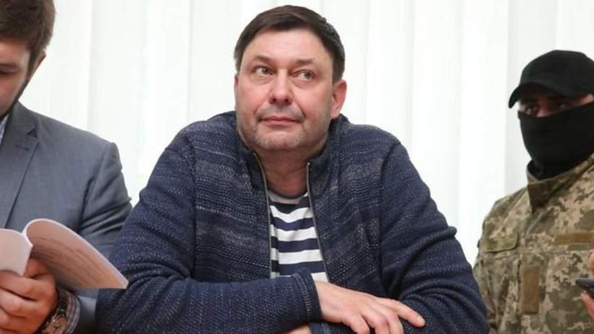 Прикордонники відмовились коментувати, чи прибула російська омбудсвумен на зустріч з Вишинським