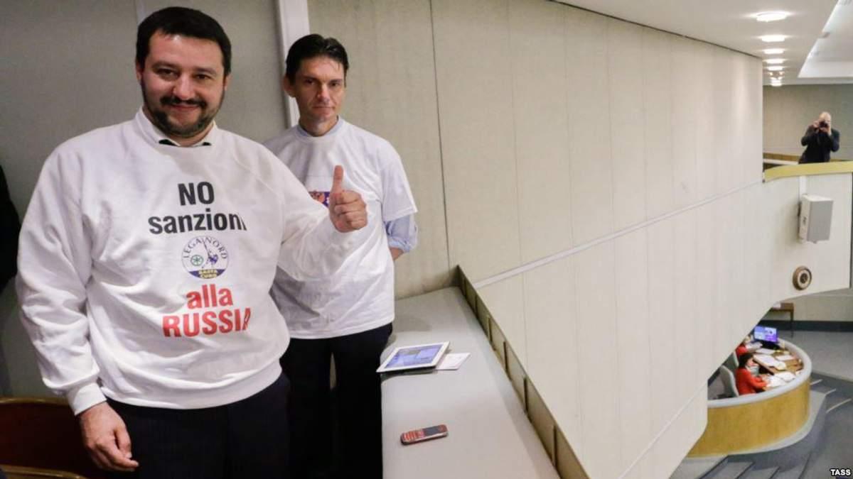 Італія запропонувала неоднозначний спосіб вирішення проблеми з біженцями в ЄС
