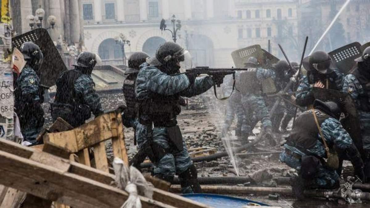 Чому ГПУ досі не покарала винних у розстрілах активістів на Євромайдані?