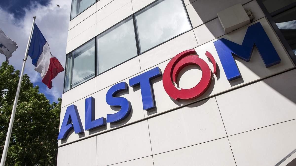 """Alstom хоче постачати локомотиви для """"Укрзалізниці"""""""