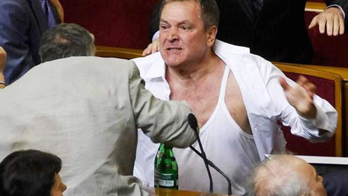 Скандальний екс-регіонал Колесніченко пригрозив Україні та Порошенку