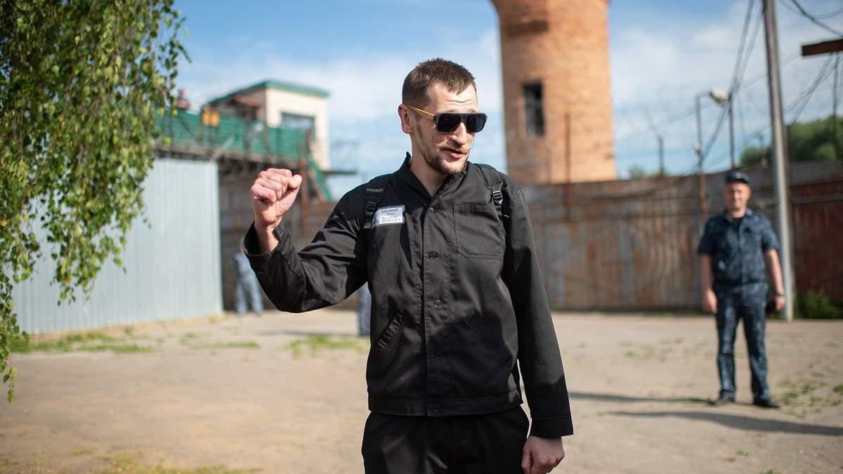 Брат російського опозиціонера Олексія Навального вийшов на свободу
