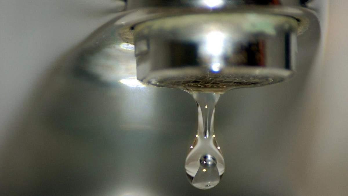 Дніпро може залишитися без питної води