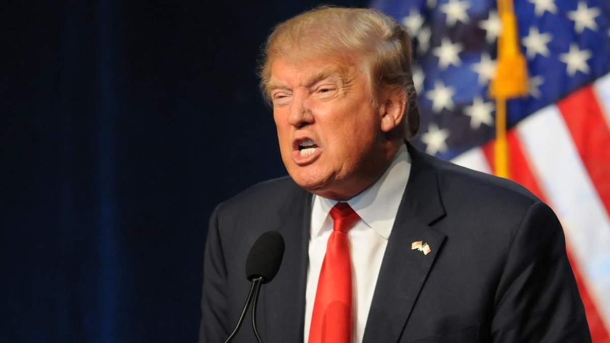 Трамп на зустрічі з Путіним відмовився від заяв, які для нього готували у Білому домі