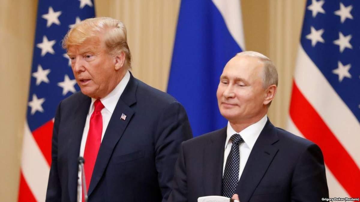 Трамп дуже хоче домовитися з Путіним