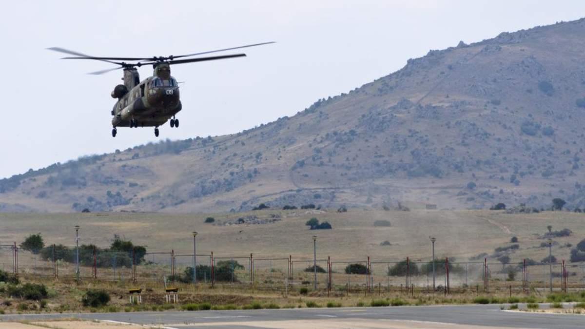 У Південній Кореї розбився військовий вертоліт
