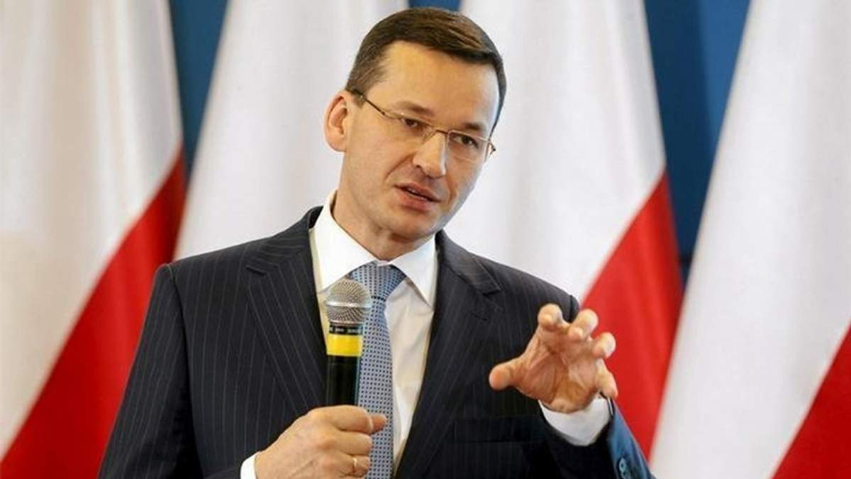 Глава польського уряду прокоментував заяви Трампа на зустрічі з Путіним