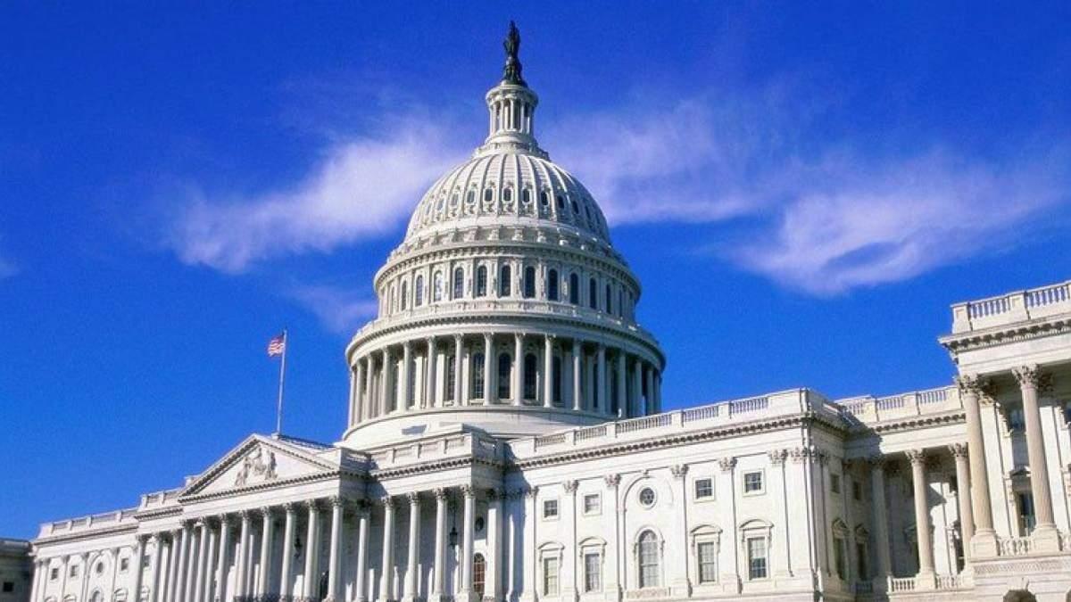 Конгрес США припускає можливість введення нових санкцій проти Росії