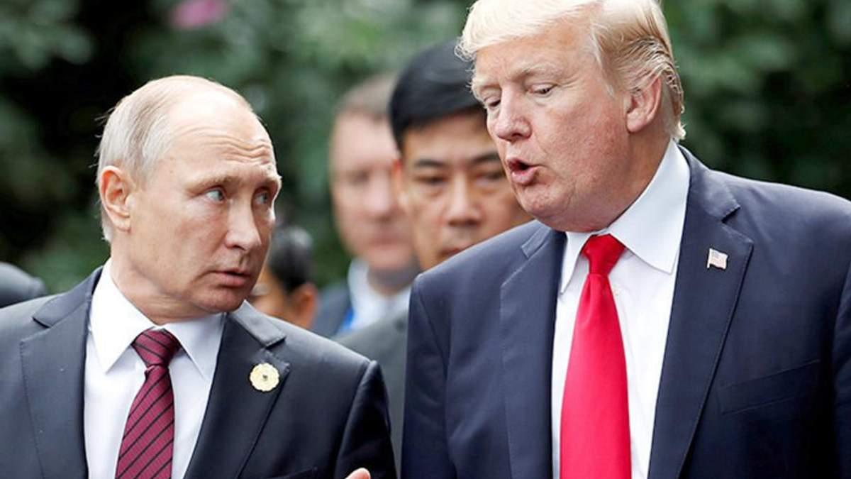 Посол РФ розповів, чи були секретні домовленості на зустрічі Трампа з Путіним