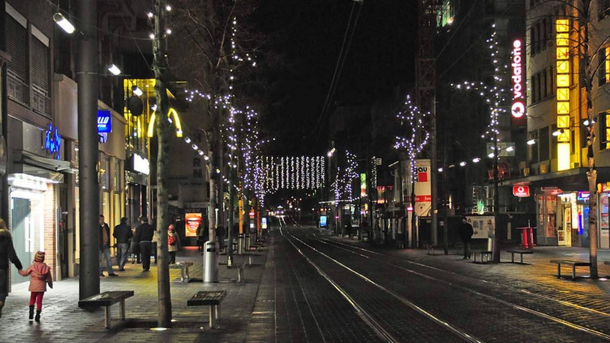 """В немецком Мангейме выберут """"ночного мэра"""": он будет следить за жизнью города в темное время суток"""