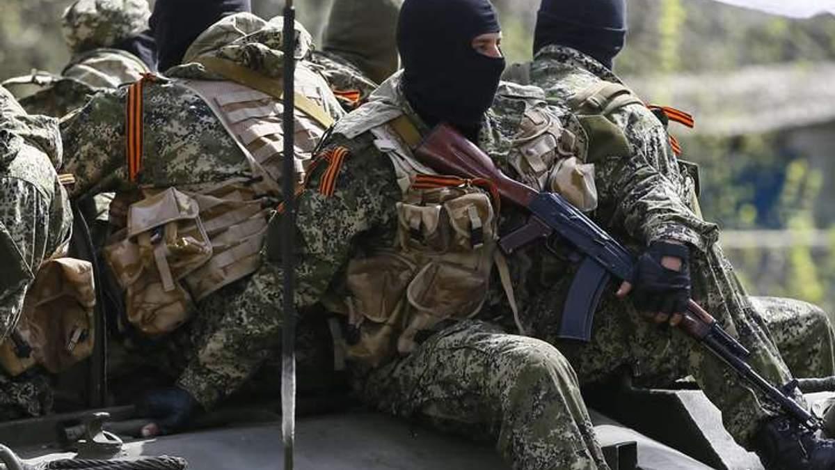 Громадяни Молдови наймались до проросійських бойовиків на Донбасі
