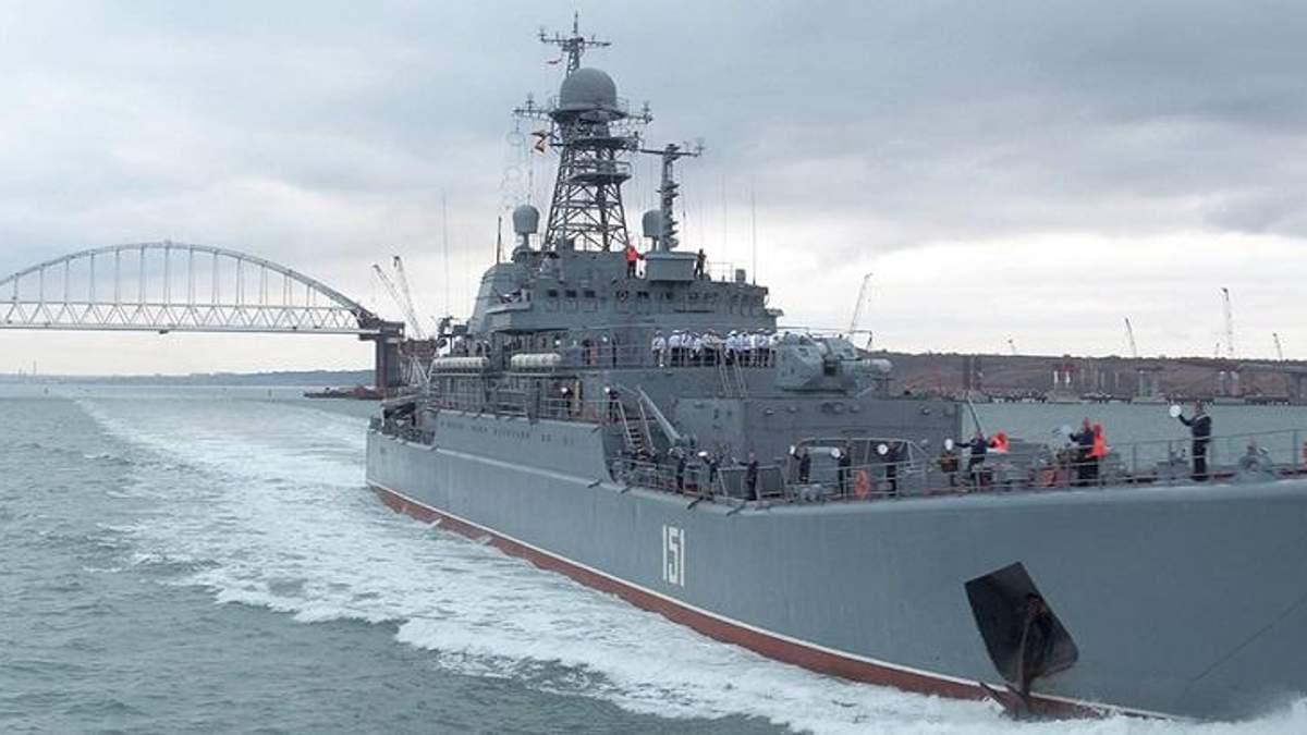 Страна выступает за введение санкций против России из-за блокады Азовского моря, – Омелян