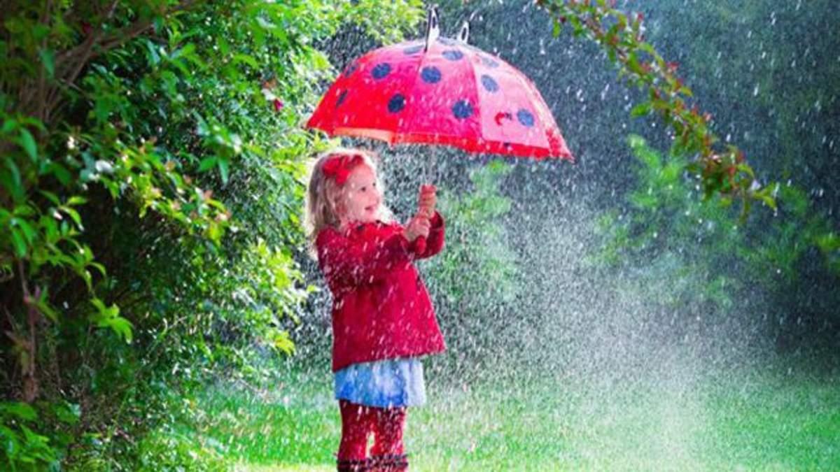 Синоптики сповістили, доки в Україні триватимуть дощі