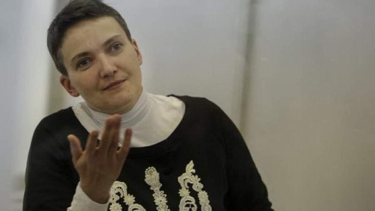 Савченко повторно пройдет проверку на полиграфе