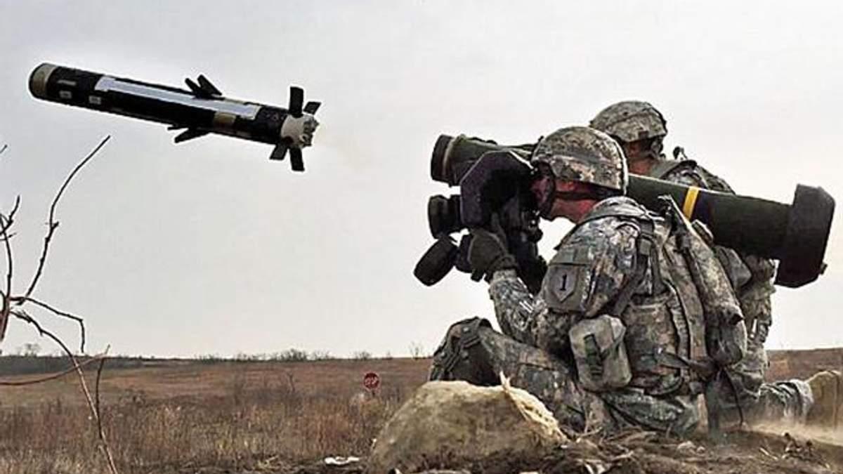 """""""Джавеліни"""" для України: Пентагон замовив виробництво чималої кількості зброї для експорту"""