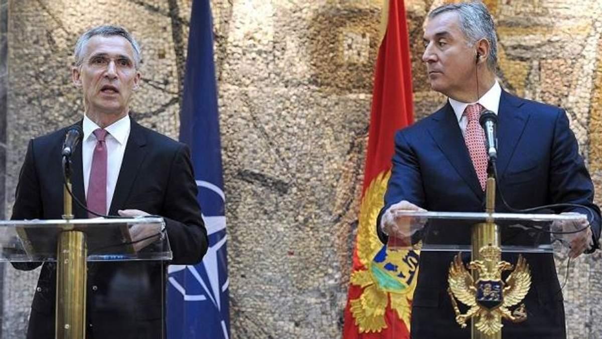 Македонія розпочала переговори про членство НАТО