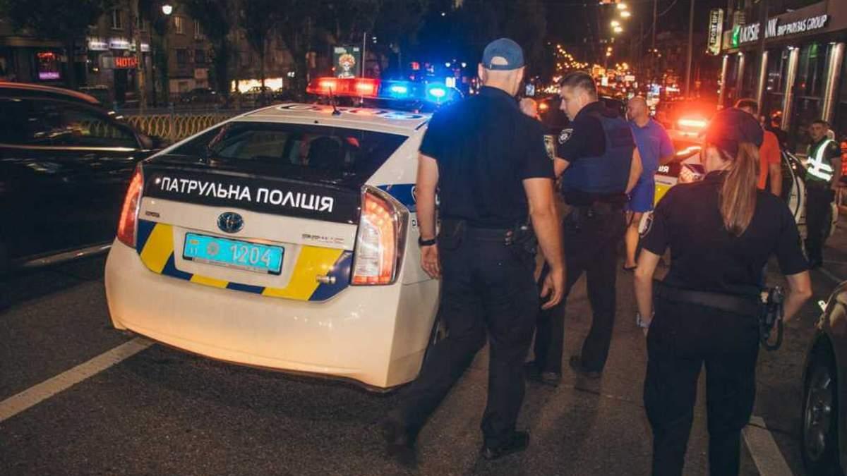 ДТП в Киеве, из-за которого погибла маленькая девочка