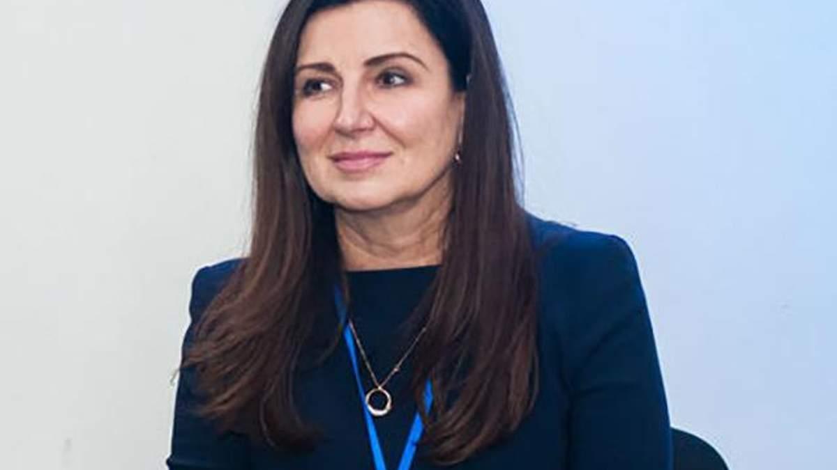 Экс-регионал Богословская объявила, что идет в Президенты Украины