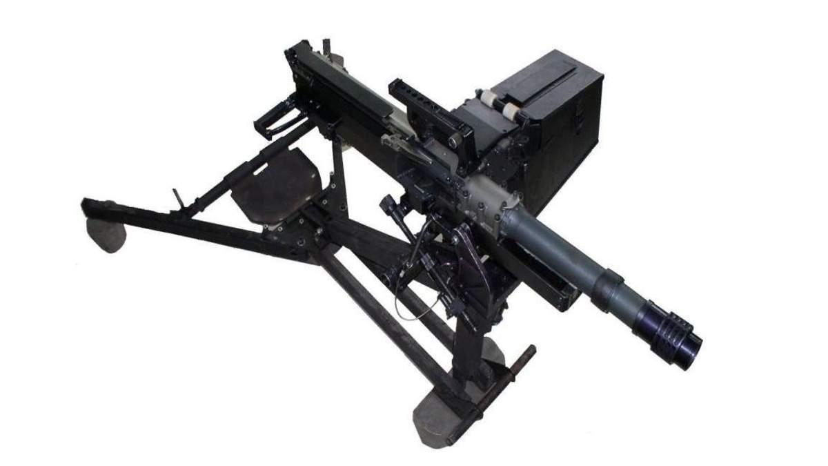 Как украинцы изготовили уникальный гранатомет производства УАГ-40