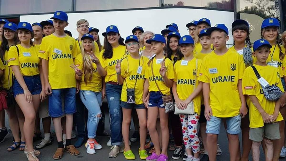 В Хорватию на море вместо детей бойцов АТО отправили детей бизнесменов