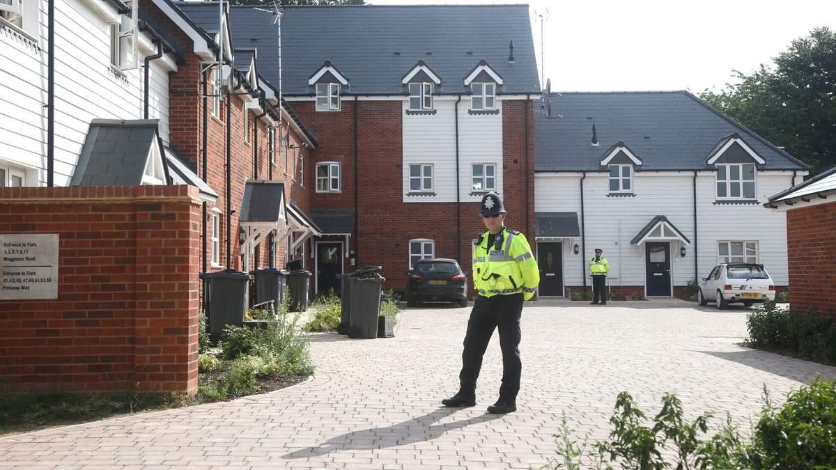 Нове отруєння поблизу Солсбері: у поліції оприлюднили імена постраждалих