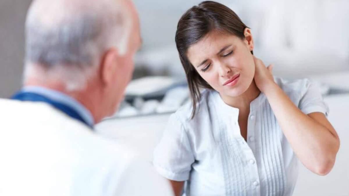 Болезни шейного отдела позвоночника