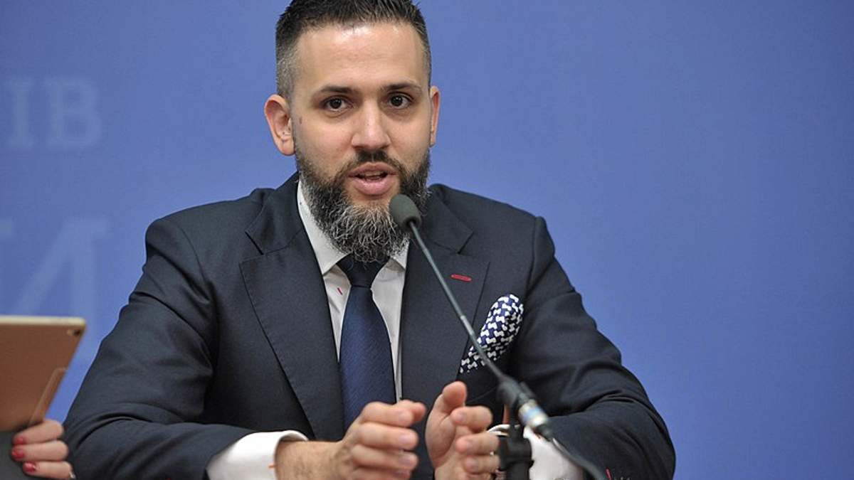Заместитель министра экономического развития и торговли Украины Максим Нефёдов